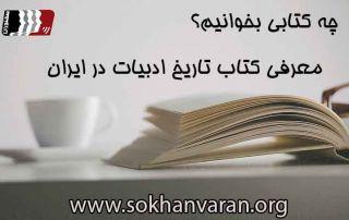معرفی-کتاب-تاریخ-ادبیات-در-ایران
